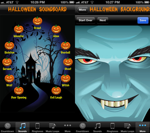 Halloween Apps • Savvy Social Media with Michelle Arbore