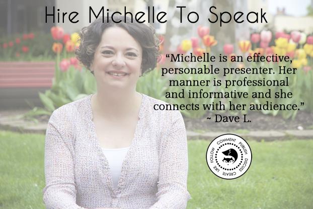 Hire Michelle Arbore