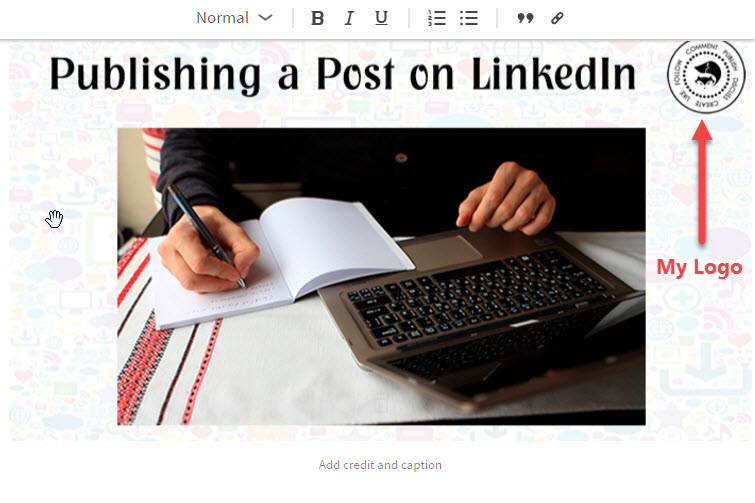 PublishingPostOnLinkedIn8