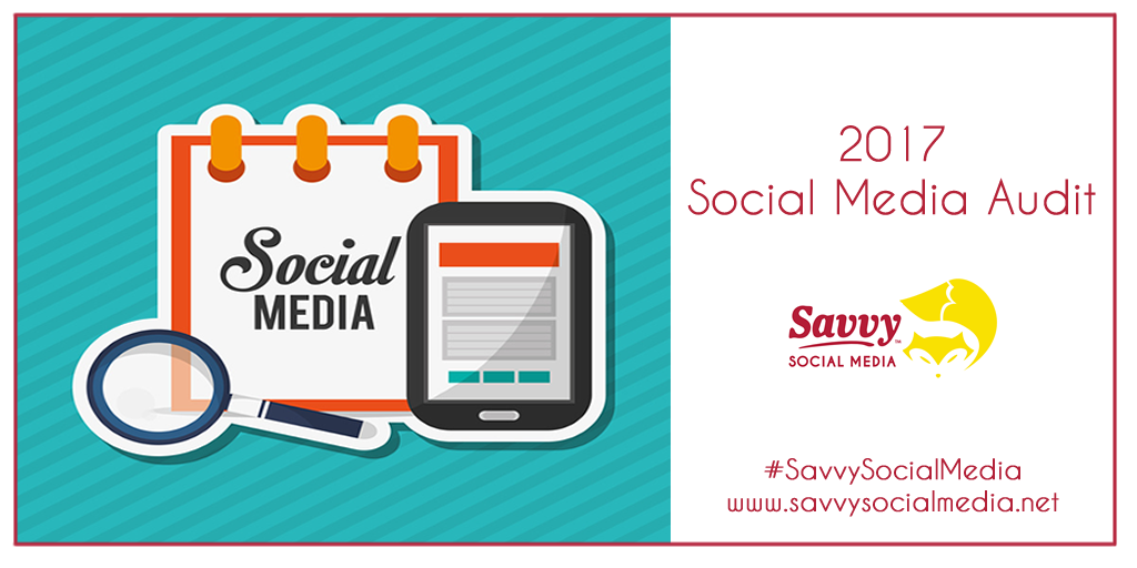 2017 Social Media Audit