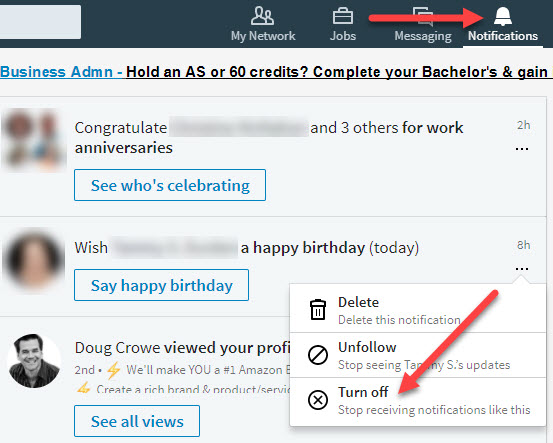 Hidden LinkedIn Features