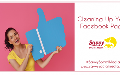 Cleaning Up Your Facebook Page