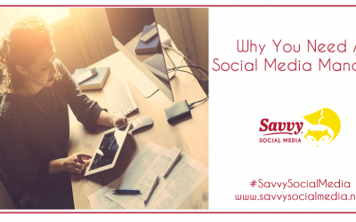 Why You Need A Social Media Manager