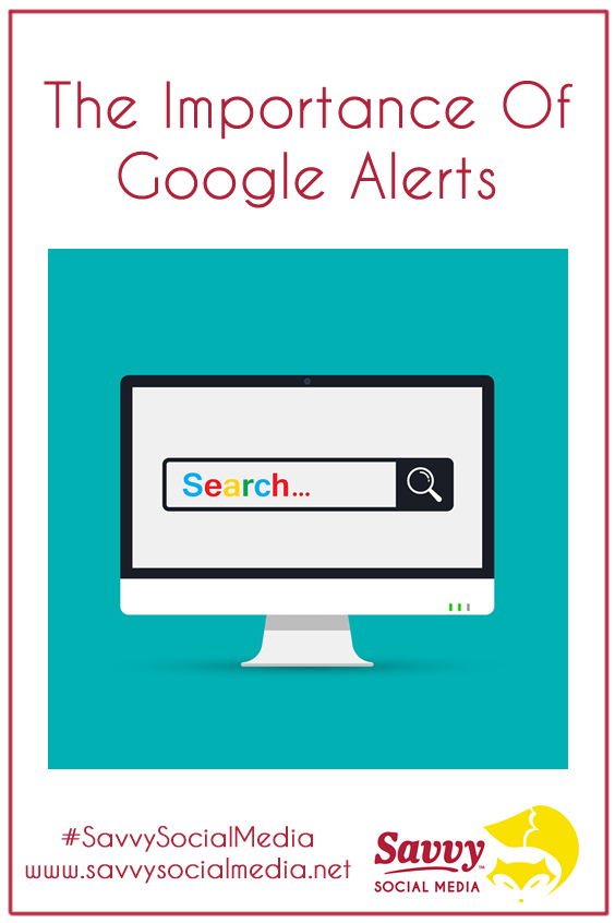Google Alerts are a simple and free way to monitor what's going on in your industry, what your competition is doing and find out where your customers are. You should also be monitoring your name and business name, that way you know if people are talking about you, your company, and your brand.