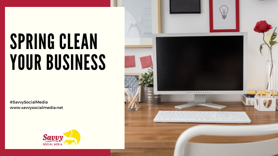 Spring Cleaning Your Business