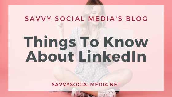 Things To Know About LinkedIn